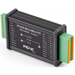PCAN-MicroMod FD Analog 1