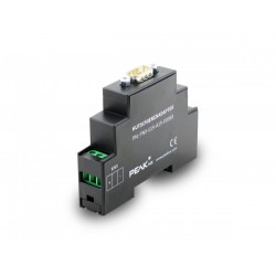 D-Sub DIN Rail Adapter